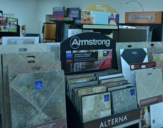 LVT Armstrong and Alterna Floors