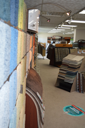 Delano's Showroom - Carpets