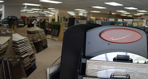 Showroom - Flooring Selection